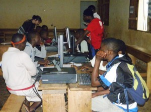 IT Training in rural areas where access to technology is not given to any one.