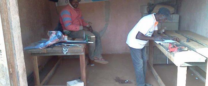 WaLi team in Bangoua moving ahead in 2018